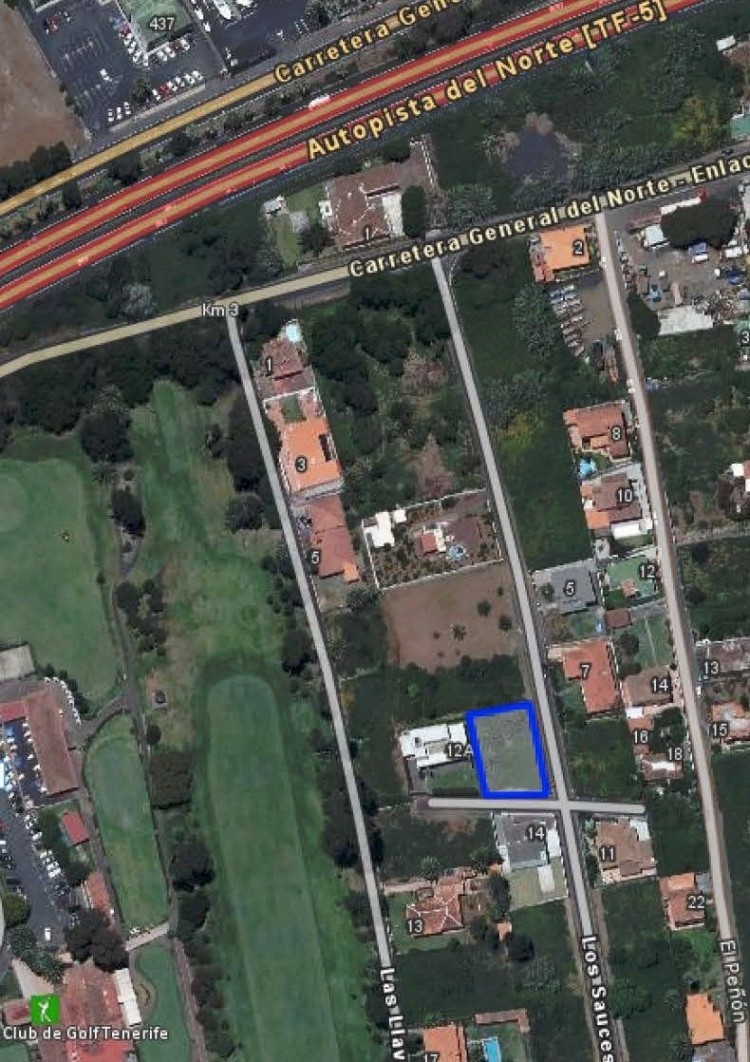 Land for Sale, Tacoronte, Santa Cruz de Tenerife, Tenerife - PR-SOL0087VMC 1