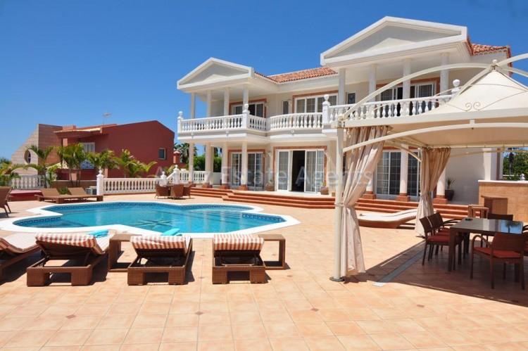 6 Bed  Villa/House for Sale, Costa Adeje, Adeje, Tenerife - AZ-1346 1