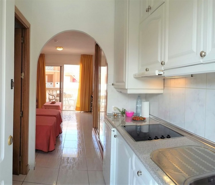 Flat / Apartment to Rent, Costa del Silencio, Arona, Tenerife - VC-6568 2