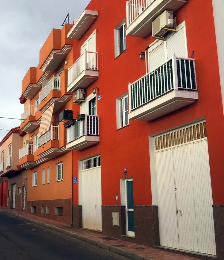 2 Bed  Flat / Apartment for Sale, Guargacho, Tenerife - PG-C1864 1