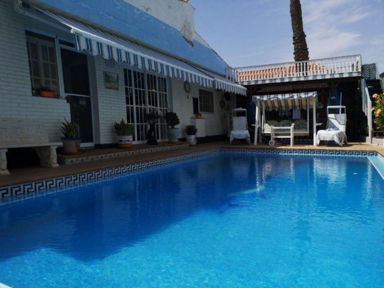 3 Bed  Villa/House for Sale, Las Palmas, Playa del Inglés, Gran Canaria - DI-15520 1