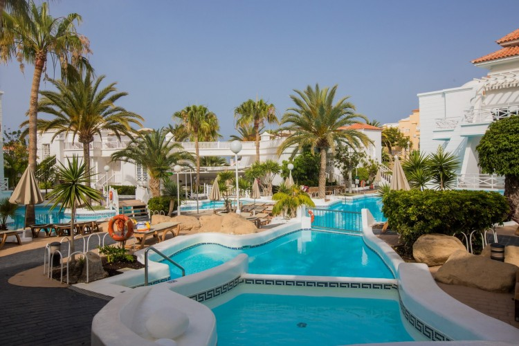 1 Bed  Flat / Apartment for Sale, Playas De Fanabe, Tenerife - PG-B1735 1