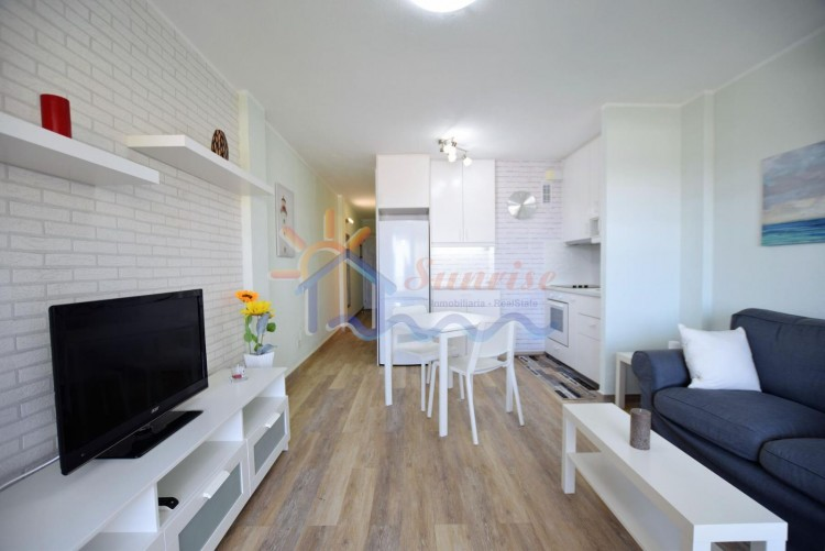 1 Bed  Flat / Apartment for Sale, SAN BARTOLOME DE TIRAJANA, Las Palmas, Gran Canaria - MA-P-291 1