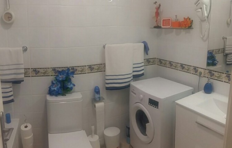 1 Bed  Flat / Apartment for Sale, Torviscas Playa, Tenerife - TP-11248 1