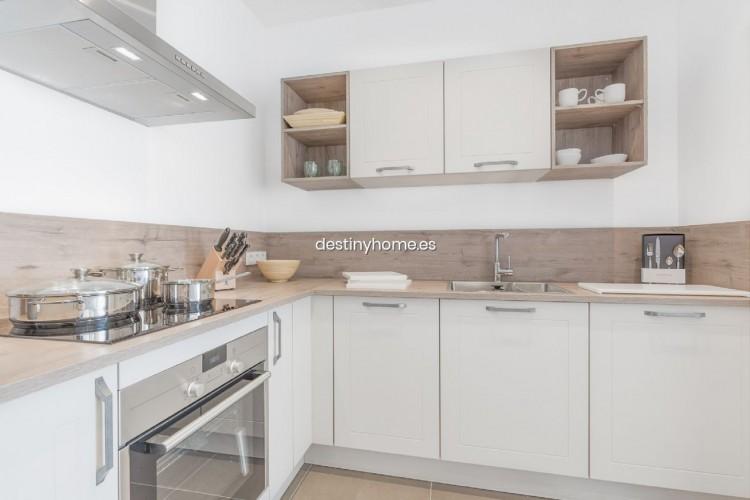 2 Bed  Flat / Apartment for Sale, Palm-Mar, Santa Cruz de Tenerife, Tenerife - DH-VTPROMJARDM2H_06-19 15