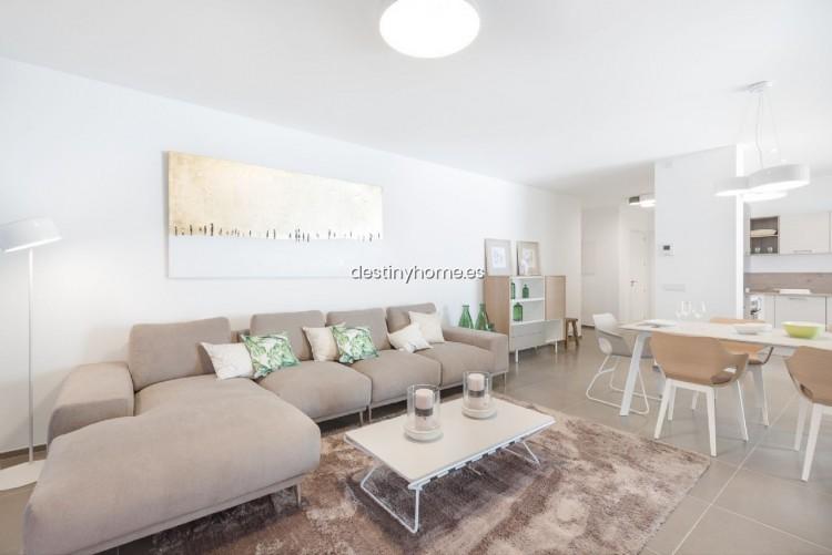 2 Bed  Flat / Apartment for Sale, Palm-Mar, Santa Cruz de Tenerife, Tenerife - DH-VTPROMJARDM2H_06-19 2