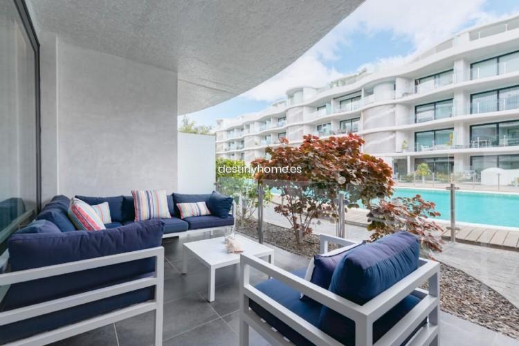 2 Bed  Flat / Apartment for Sale, Palm-Mar, Santa Cruz de Tenerife, Tenerife - DH-VCOLMPMOLAS_06-19 1