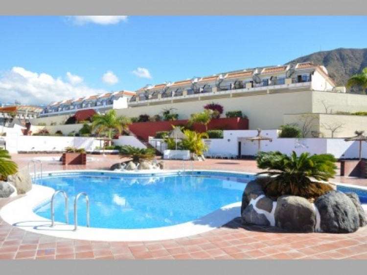 1 Bed  Flat / Apartment for Sale, Los Cristianos, Arona, Tenerife - MP-AP0782-1 1