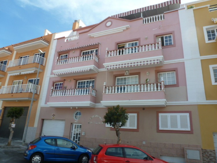 3 Bed  Flat / Apartment for Sale, Puerto De Santiago, Santiago Del Teide, Tenerife - AZ-1167 1