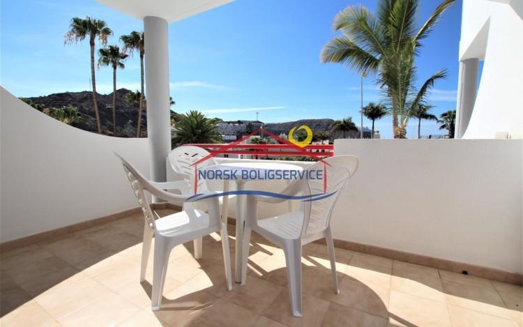 1 Bed  Flat / Apartment to Rent, Playa del Cura, Gran Canaria - NB-2403 1