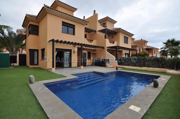 4 Bed  Villa/House for Sale, Amarilla Golf, San Miguel De Abona, Tenerife - AZ-1362 1