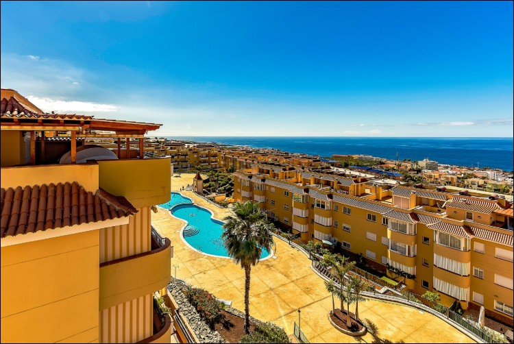 2 Bed  Villa/House for Sale, Puerto De Santiago, Santiago Del Teide, Tenerife - AZ-1183 1