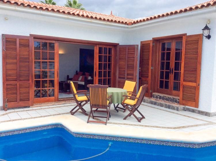 2 Bed  Villa/House for Sale, Los Gigantes, Santiago Del Teide, Tenerife - AZ-1366 1