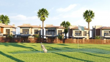 3 Bed  Villa/House for Sale, Amarilla Golf, Tenerife - PG-D1824