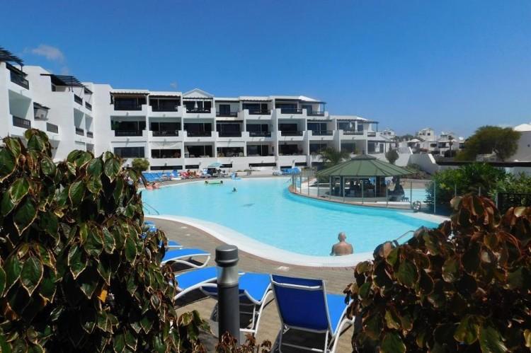 1 Bed  Flat / Apartment for Sale, Costa Teguise, Lanzarote - LA-LA885 1