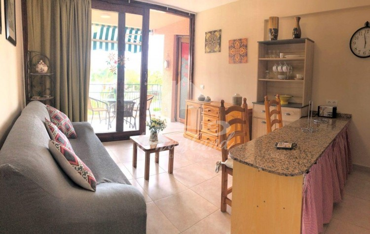 1 Bed  Flat / Apartment to Rent, Costa Adeje, Santa Cruz de Tenerife, Tenerife - IN-337 6