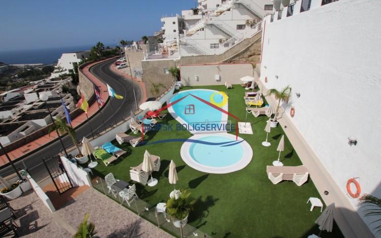 1 Bed  Flat / Apartment to Rent, Puerto Rico, Gran Canaria - NB-2128 1
