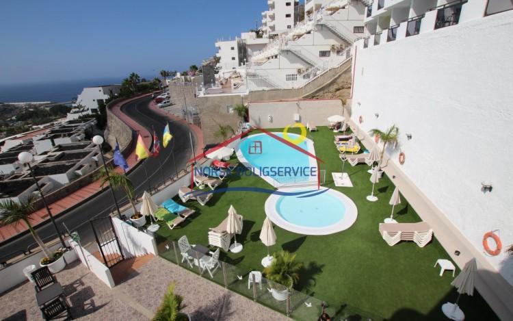 1 Bed  Flat / Apartment to Rent, Puerto Rico, Gran Canaria - NB-2128 2