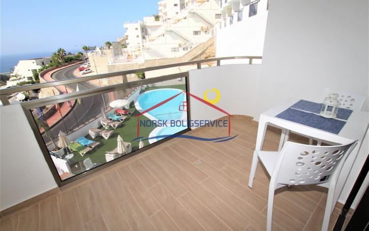 1 Bed  Flat / Apartment to Rent, Puerto Rico, Gran Canaria - NB-2128 3
