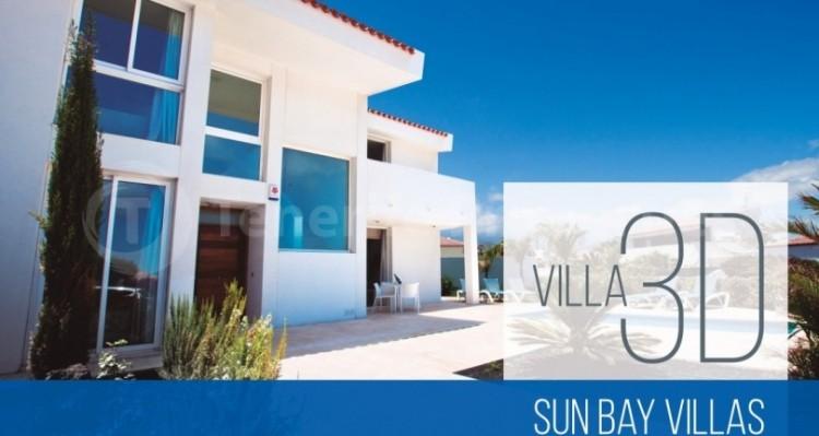 4 Bed  Villa/House for Sale, Amarilla Golf, Tenerife - TP-13249 1