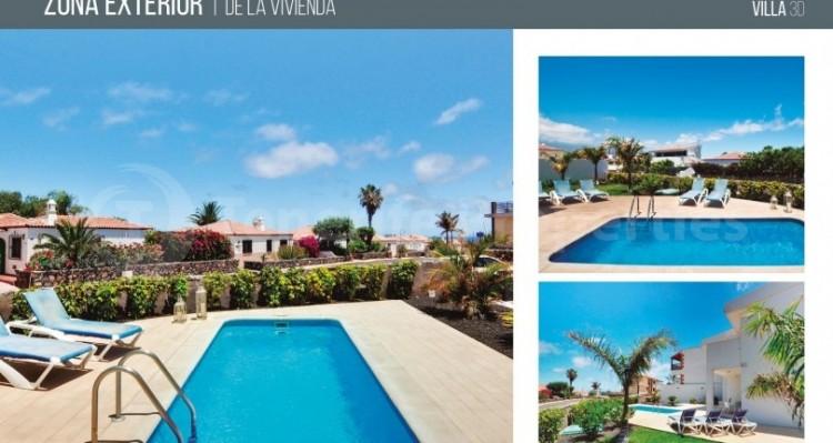 4 Bed  Villa/House for Sale, Amarilla Golf, Tenerife - TP-13249 3