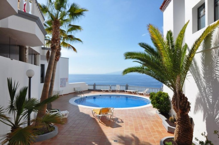 1 Bed  Flat / Apartment for Sale, Los Gigantes, Tenerife - YL-PW120 3