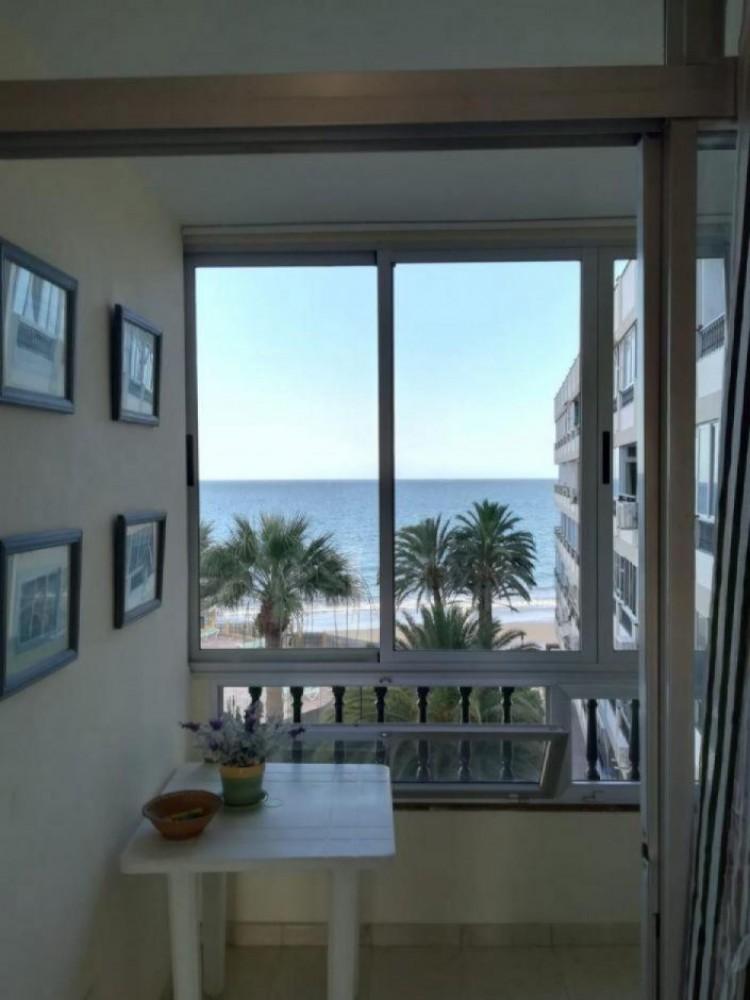 2 Bed  Flat / Apartment to Rent, Las Palmas, San Agustín-Bahía Feliz, Gran Canaria - DI-16167 1
