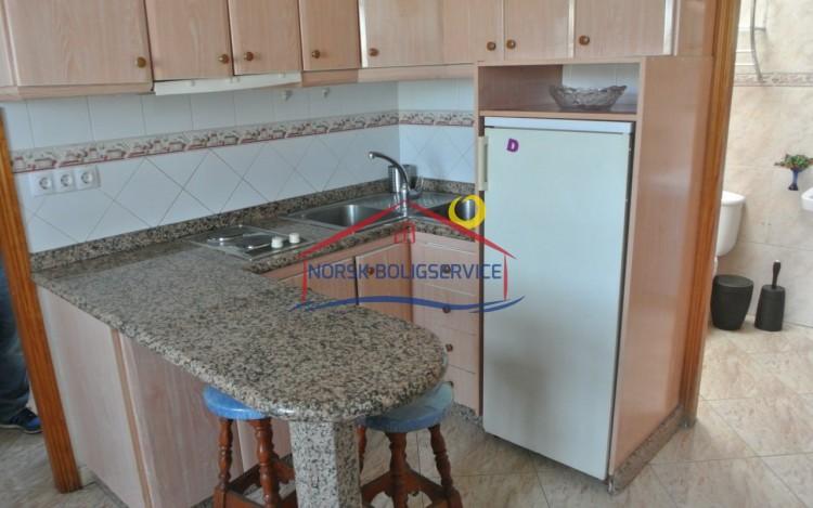 1 Bed  Flat / Apartment to Rent, Arguineguin, Gran Canaria - NB-84 10