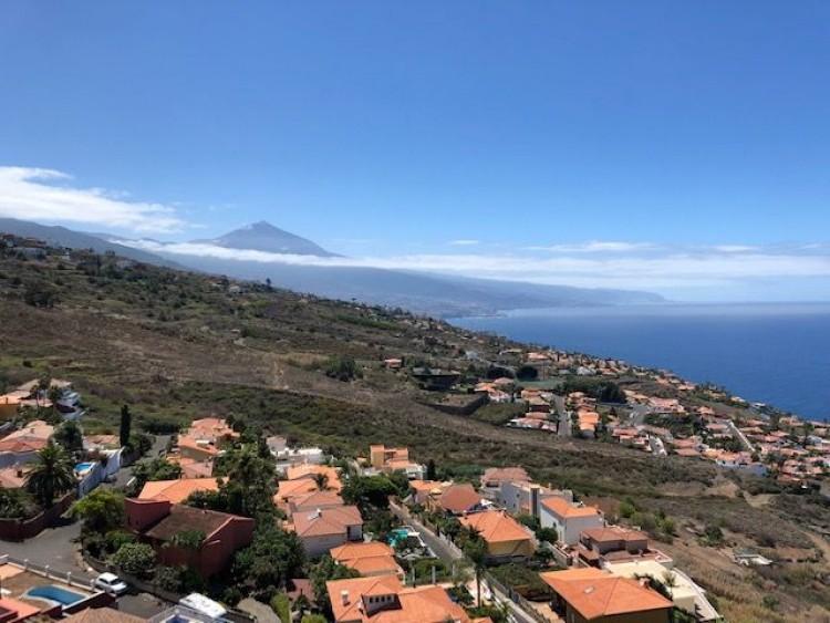 Land for Sale, El Sauzal, Santa Cruz de Tenerife, Tenerife - PR-SOL0089VDV 1