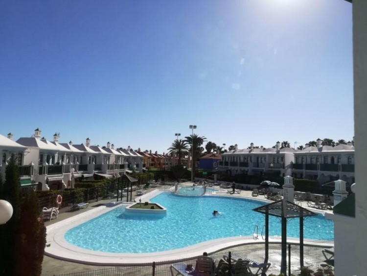 1 Bed  Villa/House to Rent, Las Palmas, Maspalomas, Gran Canaria - DI-16362 1