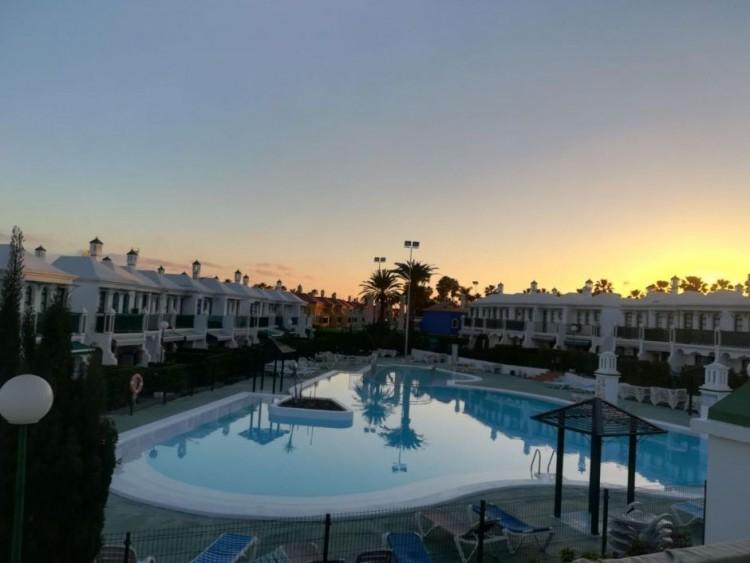 1 Bed  Villa/House to Rent, Las Palmas, Maspalomas, Gran Canaria - DI-16363 1