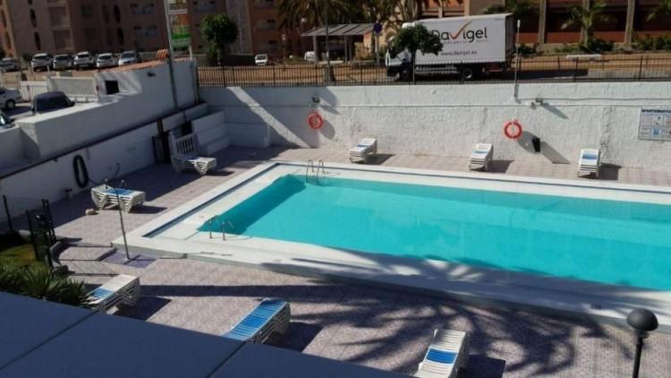 1 Bed  Flat / Apartment to Rent, Las Palmas, Playa del Inglés, Gran Canaria - DI-16422 1