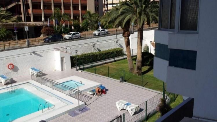 1 Bed  Flat / Apartment to Rent, Las Palmas, Playa del Inglés, Gran Canaria - DI-16422 8