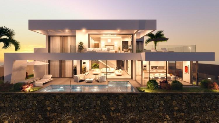 3 Bed  Villa/House for Sale, Playa de Las Americas, Arona, Tenerife - MP-V0710-3C 1