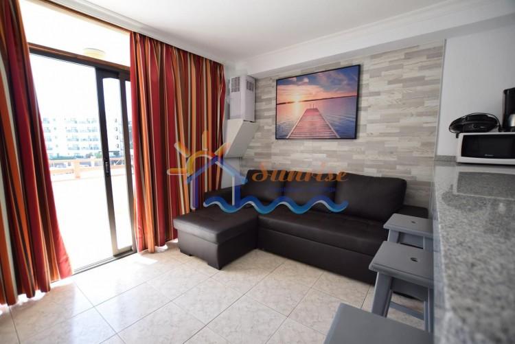 1 Bed  Flat / Apartment to Rent, SAN BARTOLOME DE TIRAJANA, Las Palmas, Gran Canaria - MA-P-328 1