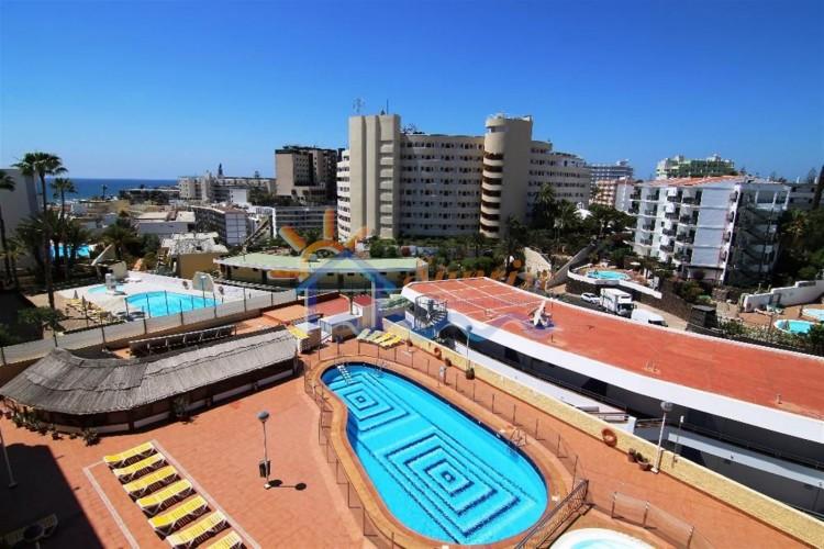 1 Bed  Flat / Apartment to Rent, SAN BARTOLOME DE TIRAJANA, Las Palmas, Gran Canaria - MA-P-328 14