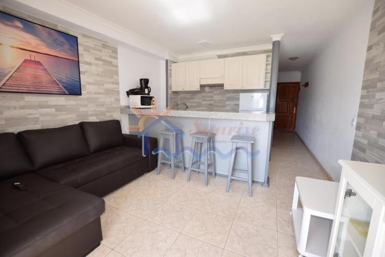 1 Bed  Flat / Apartment to Rent, SAN BARTOLOME DE TIRAJANA, Las Palmas, Gran Canaria - MA-P-328 5