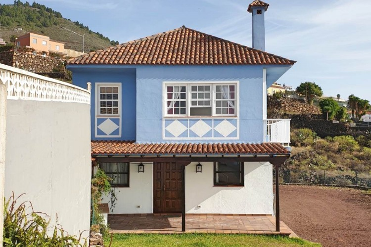5 Bed  Villa/House for Sale, Tenagua, Puntallana, La Palma - LP-Pu37 1
