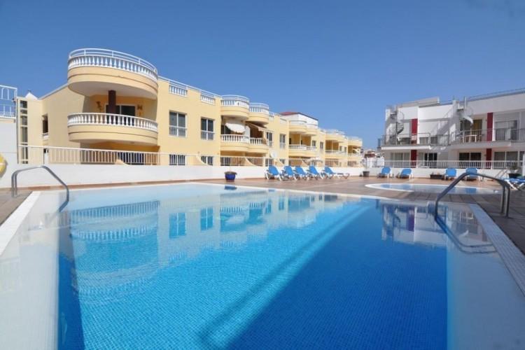 1 Bed  Flat / Apartment for Sale, Puerto de Santiago, Tenerife - SB-SB-236 1
