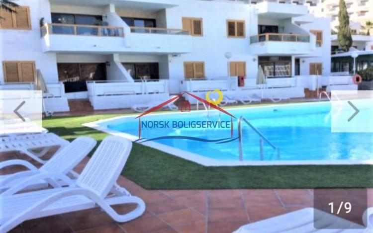 1 Bed  Flat / Apartment to Rent, Puerto Rico, Gran Canaria - NB-2476 1