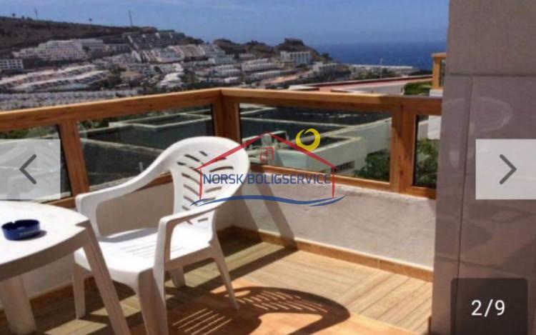 1 Bed  Flat / Apartment to Rent, Puerto Rico, Gran Canaria - NB-2476 2