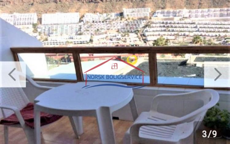 1 Bed  Flat / Apartment to Rent, Puerto Rico, Gran Canaria - NB-2476 3