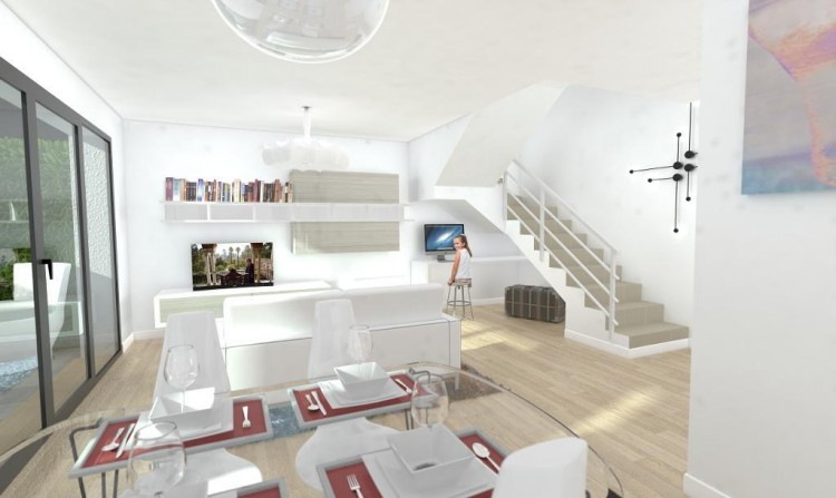 3 Bed  Villa/House for Sale, Costa Teguise, Lanzarote - LA-LA654s 1