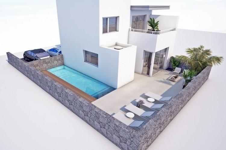 3 Bed  Villa/House for Sale, Costa Teguise, Lanzarote - LA-LA914s 1