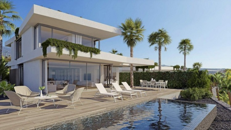 3 Bed  Villa/House for Sale, Guia de Isora, Santa Cruz de Tenerife, Tenerife - YL-PW133 1