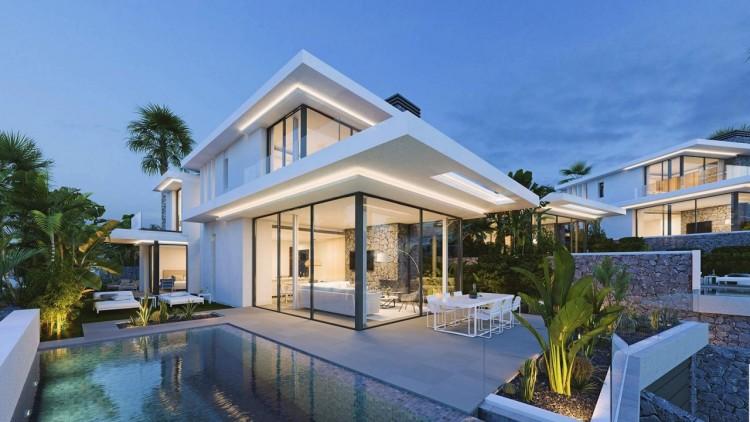 3 Bed  Villa/House for Sale, Abama, Guia de Isora, Tenerife - MP-V0712-3 1