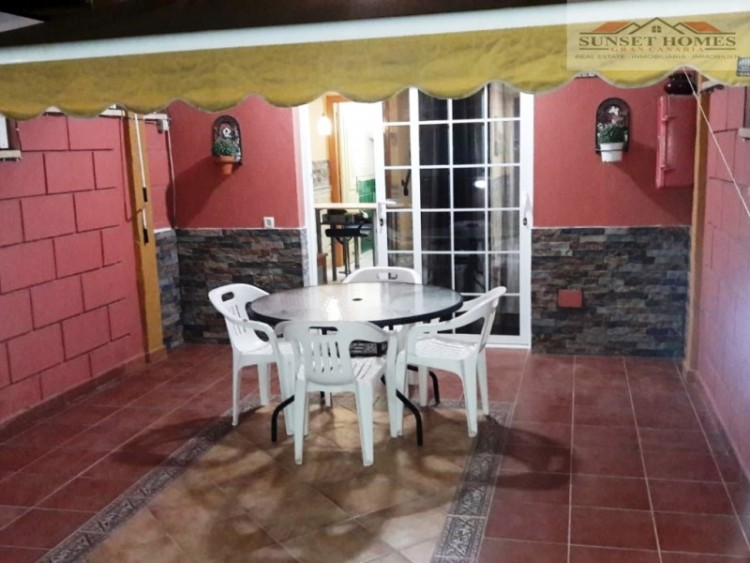 1 Bed  Villa/House to Rent, San Agustín, San Bartolomé de Tirajana, Gran Canaria - SH-2435R 1