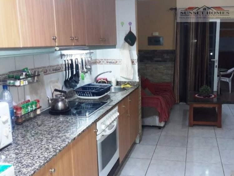 1 Bed  Villa/House to Rent, San Agustín, San Bartolomé de Tirajana, Gran Canaria - SH-2435R 3