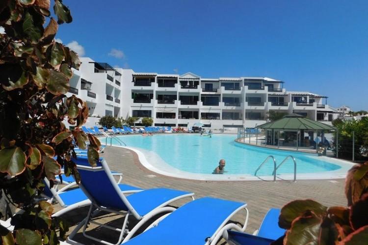 1 Bed  Flat / Apartment for Sale, Costa Teguise, Lanzarote - LA-LA920 1