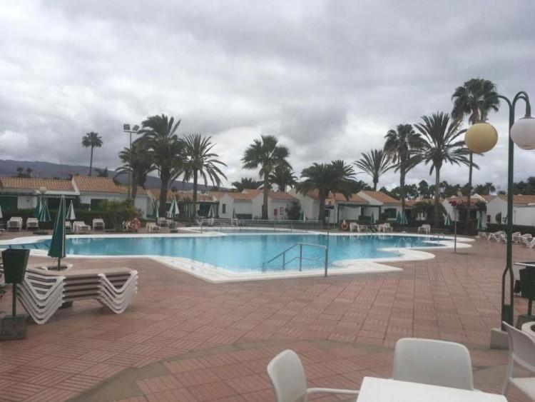 1 Bed  Villa/House to Rent, Las Palmas, Maspalomas, Gran Canaria - DI-16612 1